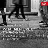 【停看聽音響唱片】【CD】馬替努:第1號交響曲 貝洛拉維克 指揮 捷克愛樂管弦樂團