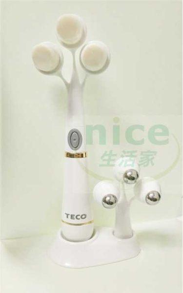 【TECO東元】二合一按摩洗臉器 XYFNZ524《刷卡分期+免運》