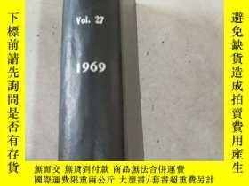 二手書博民逛書店materials罕見evaluation Vol.27 196