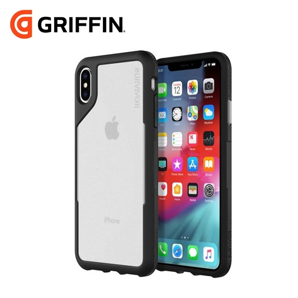Griffin Survivor Endurance iPhone Xs Max 防摔保護殼
