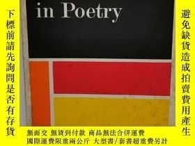 二手書博民逛書店詩歌的研究罕見Studies in Poetry (詩歌)英文原