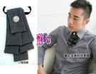 ★依芝鎂★k400獨家布料六層領結結婚領結領花絲帶新郎領結台灣製,售價500元