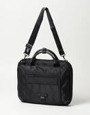 MSPC(master-piece) SLIM No.02865 [高密度防潑水機能側背包-黑色]