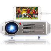 投影機Rigal投影儀家庭影院用高清投影機wifi無線智慧辦公手機無屏電視igo 3c優購