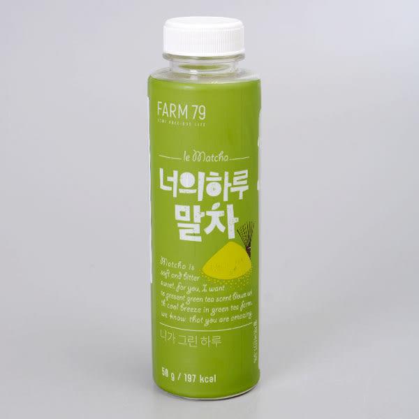 韓國 活力一天 抹茶粉 50g(罐)