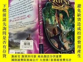 二手書博民逛書店Beast罕見Quest THE DARK REALM NARGA THE SEA MONSTER:野獸探秘黑暗領