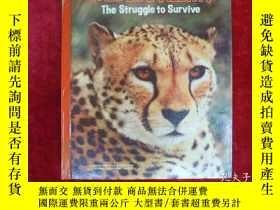 二手書博民逛書店12開英文版WILDLIFE罕見ALERT the struggle to survive(動物生存的鬥爭)插圖本