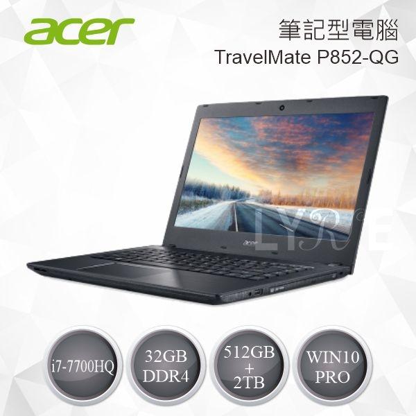 ACER TravelMate P852-QG 商用筆記型電腦