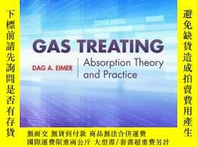 二手書博民逛書店Gas罕見Treating: Absorption Theory and PracticeY410016 Da