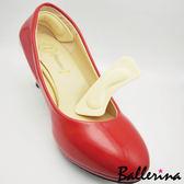 Ballerina-4D海綿加厚保護防磨後跟貼(1對入)
