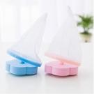 【BlueCat】漂浮小花洗衣機濾毛屑洗衣球 洗衣濾網