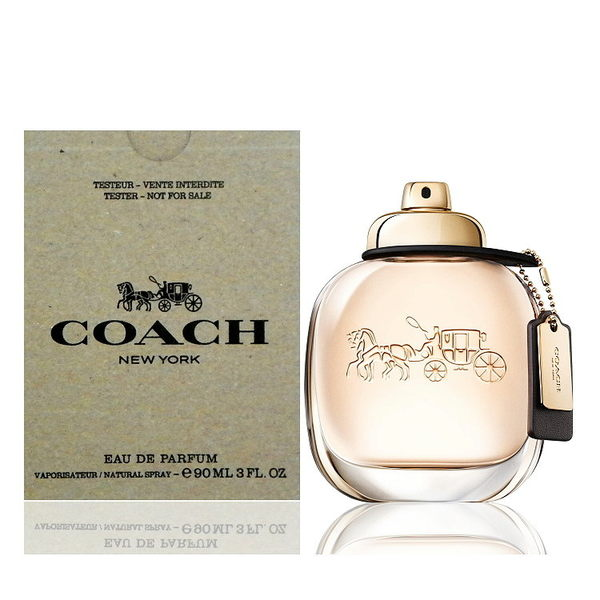 Coach Eau de Parfum Spray 時尚經典女性淡香精 90ml Teater 包裝