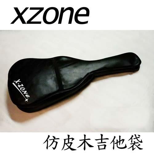 【敦煌樂器】XZONE AG-02 仿皮木吉他袋