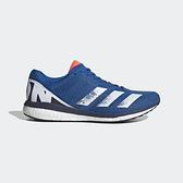 Adidas Adizero Boston 8 M [EG7895] 男鞋 運動 慢跑 休閒 支撐 穿搭 愛迪達 藍 白