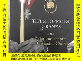 二手書博民逛書店Titles罕見,Offices,Ranks: in the B