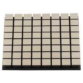 葡萄牙 Vicoustic Flexi POL A50 聚氨酯魔術方塊 中高頻 吸音棉 米色 NRC 0.6 600 x 600 x 52 mm