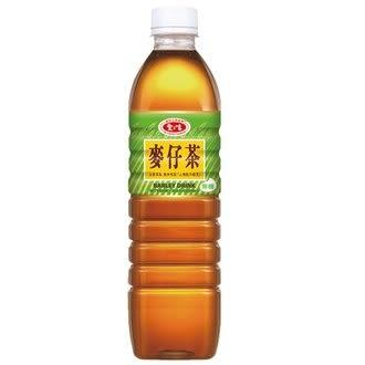 愛之味 麥仔茶-無糖 590ml【康鄰超市】