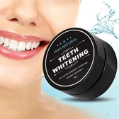 teeth whitening 活性炭牙粉 竹炭洗牙粉 椰殼美牙粉【K4002453】