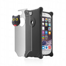 iPhone 8 Plus/7 Plus手機殼泡泡保護套-貓咪