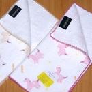 【衣襪酷】雙星 可愛小馬 紗布印花小手巾(24*24cm) Gemini《小方巾/手帕/口水巾/童巾/双星》