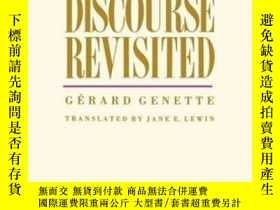 二手書博民逛書店Narrative罕見Discourse RevisitedY2