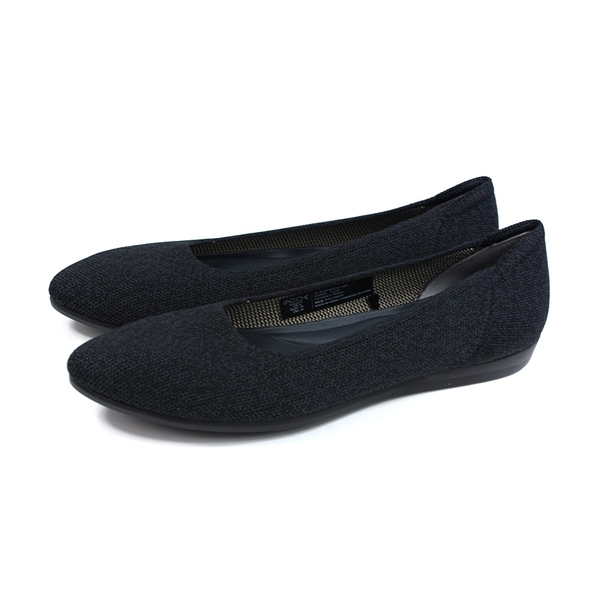 inooknit 懶人鞋 尖頭 黑灰色 編織 女鞋 IK-BJ3FW0101-888 no030