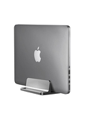 筆記本立式支架蘋果macbook電腦收納支架手提pro豎放架子AIR夾托 8號店WJ