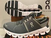 ON 瑞士品牌 輕量(300克) 跑鞋/運動鞋 大底加強緩衝結構 鍍鋅灰(男) ★買就送魔術棉巾★
