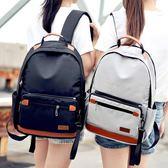韓版後背包 書包學生時尚潮流原宿雙肩背包《小師妹》f351
