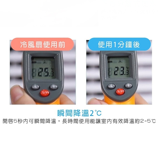 【德國米徠】18公升移動式冰冷扇 MAC-021