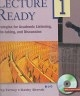 二手書R2YBb《Lecture Ready 1 無DVD》2007-Saros