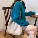 托特包 大包女2020年新款包包韓版ulzzang女包側背包大容量休閒托特包 曼慕