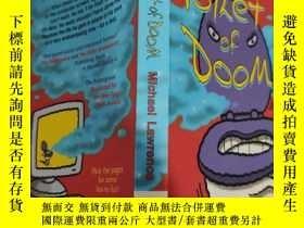 二手書博民逛書店the罕見toilet of doom 末日的廁所.Y200392