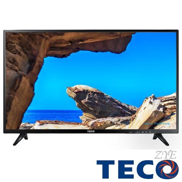 《送壁掛架安裝》TECO東元 32吋TL32K3TRE 低藍光HD液晶電視(顯示器+視訊盒)