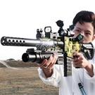 兒童玩具男孩3 6歲M416突擊步槍電動軟彈槍和平精英吃雞玩具模型