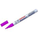 【奇奇文具】SNOWMAN FCP-12粉紅細油漆筆1.0-1.5mm