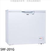 SAMPO聲寶【SRF-201G】冷凍櫃《200公升》(不安裝)