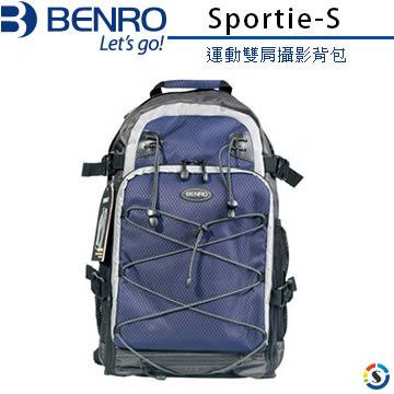 ★百諾展示中心★BENRO百諾 Sportie-Backpack-S 運動雙肩攝影背包(3色)(可放13吋筆電)