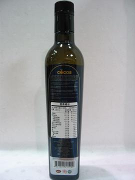 COCOS~初榨椰子MCT油500ml/罐(藍標)