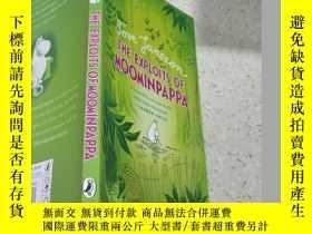 二手書博民逛書店the罕見exploits of moominpappaY200392