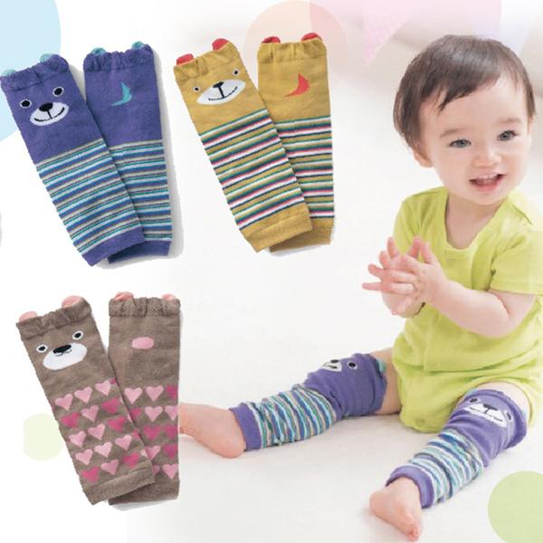 母嬰同室 襪套 立體動物寶寶手襪套 多功能保暖護膝 嬰兒襪套 幼兒襪套 襪子長襪【JB0007】