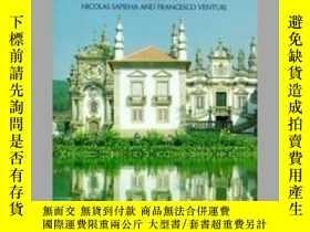 二手書博民逛書店Houses罕見and Gardens of PortugalY