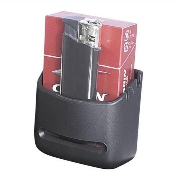 車之嚴選 cars_go 汽車用品【JK-53】日本 NAPOLEX 多功能黏貼式車內軟質便利置物盒