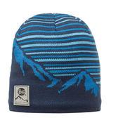 [BUFF] 山丘-藍  POLAR針織帽(B111009)