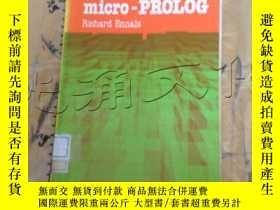二手書博民逛書店BEGINNING罕見MICRO-PROLOGY11418 RI