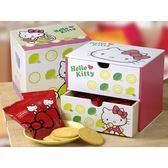 Hello Kitty 檸檬餅乾禮盒12入(收納盒) ※限宅配【小三美日】三麗鷗授權