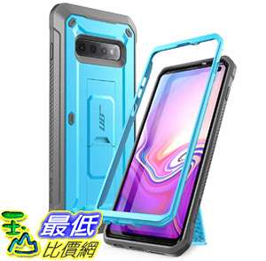[8美國直購] 手機保護殼 SUPCASE Unicorn Beetle Pro Series Galaxy S10 Plus Case (2019 Release) B07PVFL2MK