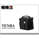 ★相機王★Tenba Skyline 8 Shoulder Bag 側背包 相機包 黑色