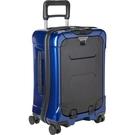 【終身保固 Briggs & Riley TORQ系列 QU121SP-32】 21吋四輪可攜式硬殼登機箱(藍黑)