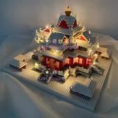 樂高積木城市建筑高難度微顆粒拼裝模型男孩玩具禮物【奇妙商舖】